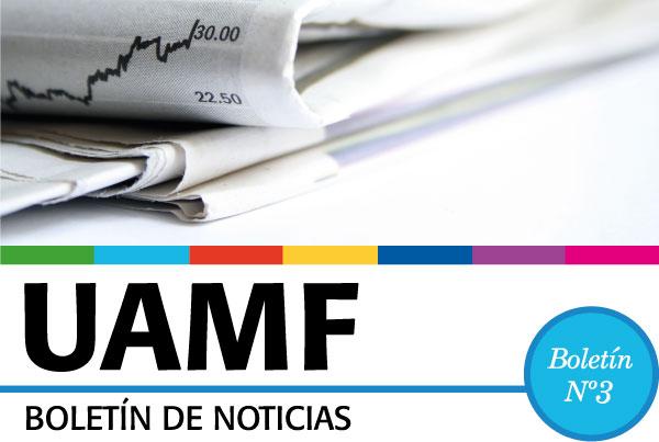 Boletin UAMF No.3